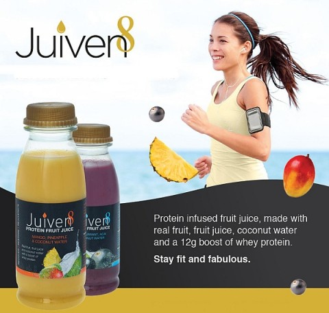 Juiven8 drinks blogger outreach case study