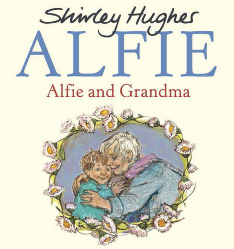 Blogging assignment: Pre-release review – Alfie and Grandma by Shirley Hughes (UK bloggers)