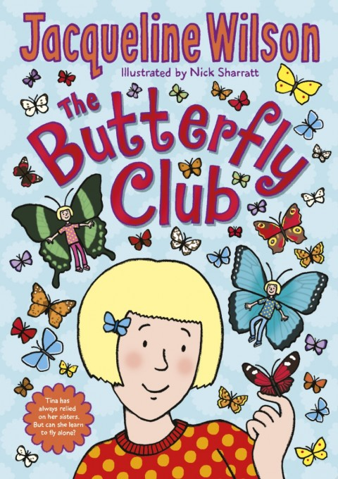 Blogging assignment: BOOK REVIEW – The Butterfly Club by Jaqueline Wilson (UK bloggers)
