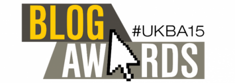 UK Blog Awards 2015, Friday 17th April 2015
