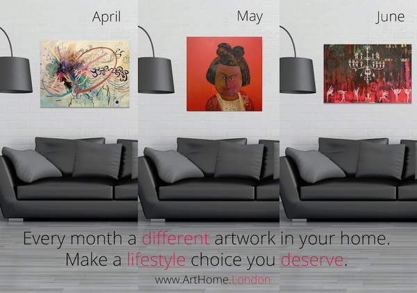 Blogging assignment: Help Launch Art Subscription Service For Londoners