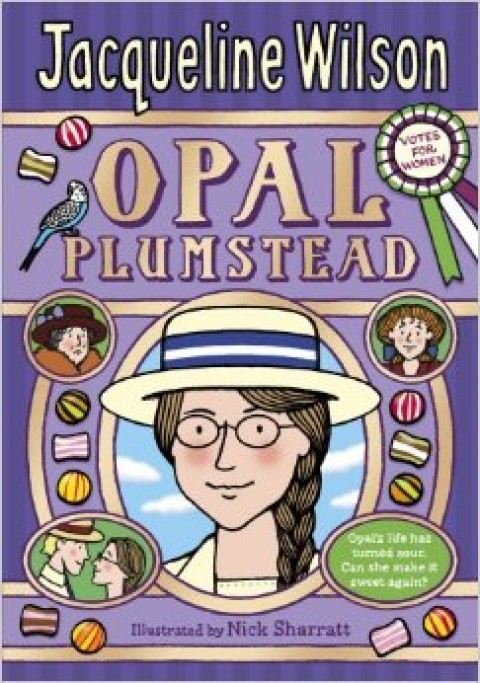 Blogging assignment: Book Review! – Jacqueline Wilson's 100th Book (UK bloggers)