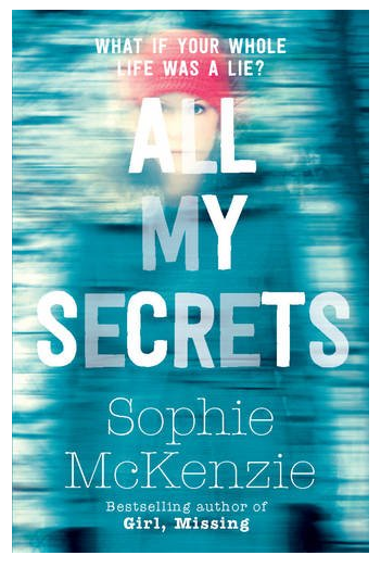 Blogging assignment: Book review and giveaway: All My Secrets by Sophie McKenzie (UK bloggers)