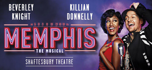 Blogging assignment: Memphis the Musical - Blogger Review Tickets (UK bloggers)