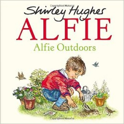 Blogging assignment: Children's Book Review – Alfie: Alfie Outdoors (UK bloggers)