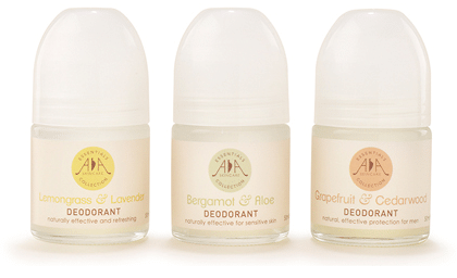 Blogging assignment: UK natural beauty & skincare, natural health and LOHAS bloggers needed to review AA Skincare Essential's new range of natural deodorants
