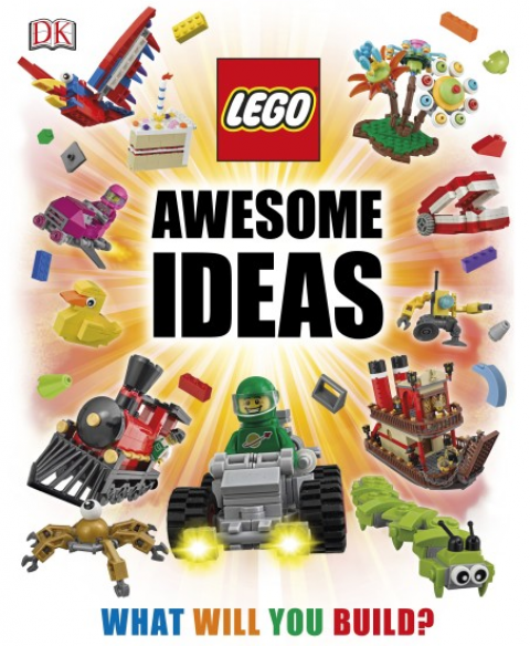 Blogging assignment: Children's Book Review – Lego Awesome Ideas (UK bloggers)