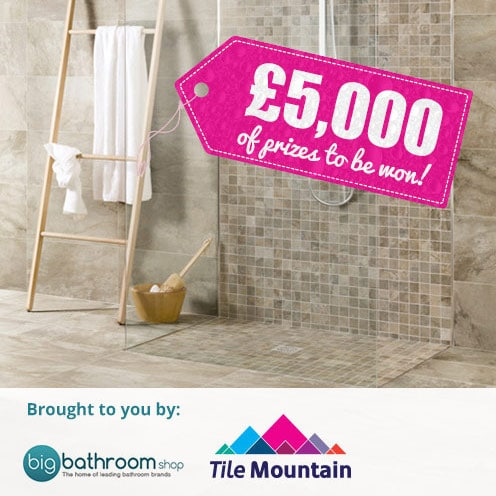 Blogging assignment: A Full Bathroom Remodel of Your Bathroom Worth £3,500 [UK Blogger Contest]