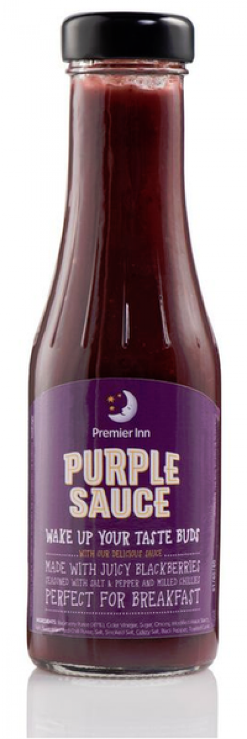 Blogging assignment: Review this unique limited edition Purple Sauce – an ideal breakfast condiment (UK bloggers)