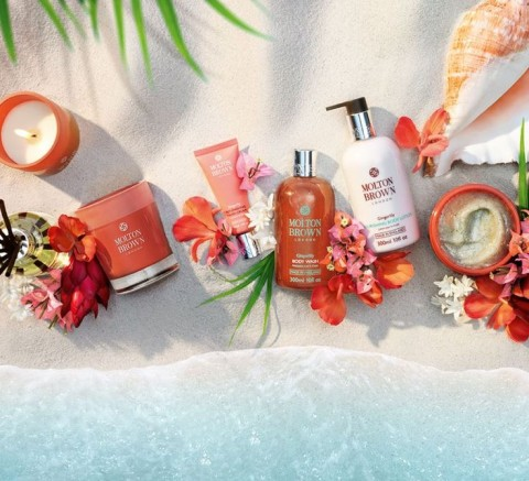 Blogging assignment: Review Molton Brown's new Heavenly Gingerlily Collection – a beauty care hamper worth over £70 (UK bloggers)