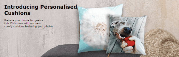 Blogging assignment: UK Bloggers Required to Create and Review Cushions for Snapfish!