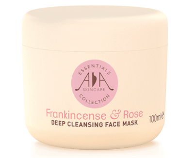 Blogging assignment: UK beauty, natural health and LOHAS bloggers needed to review the latest addition to AA Skincare Essential's range - its new Frankincense & Rose Deep Cleansing Clay Face Mask