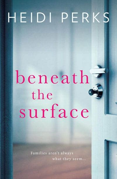 Blogging assignment: Book to review: psychological drama 'Beneath The Surface' (UK & European bloggers)