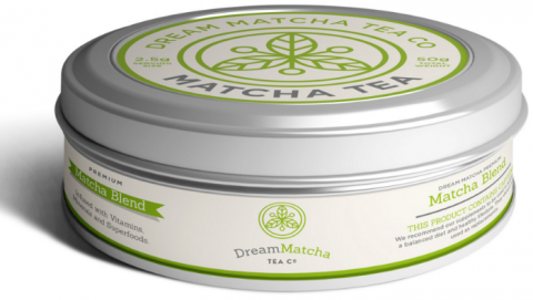 Blogging assignment: Product Review Matcha Tea (Worldwide bloggers)