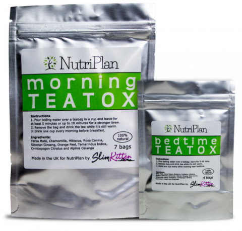 Blogging assignment: Tea Tox Product Review (UK & European health/lifestyle/wellbeing/fitness bloggers)
