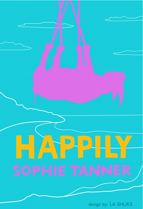 Blogging assignment: Book review: I'd love your opinion on my new novel, Happily, which is about a woman who marries herself!