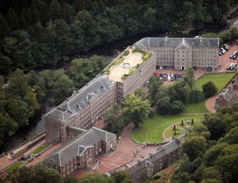 Blogging assignment: New Lanark looking for Scotland based bloggers to enjoy a day out the New Lanark Visitor Centre