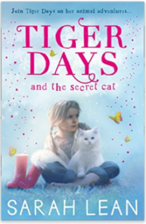 Blogging assignment: Review of Children's Book Tiger Days and the Secret Cat by Sarah Lean (UK bloggers)