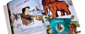 Blogging assignment: Review the Magic Chair's brand new book – Travel Through Time (UK bloggers)