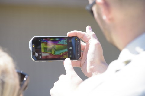 UK blogging assignment: DIY & Travel/Adventure Bloggers Wanted to Attend Launch of the World's First Thermal Imaging Outdoor Smartphone