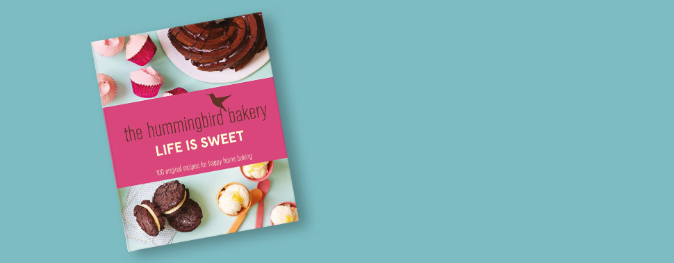 UK blogging assignment: The Hummingbird Bakery Recipe book review