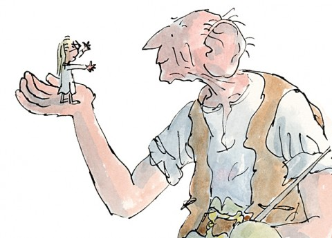 Blogging assignment: Review and competition for the beautiful classic Roald Dahl book The BFG! (Big Friendly Giant) UK bloggers
