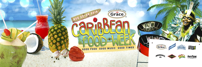 Blogging assignment: UK bloggers wanted to celebrate Caribbean Food Week 2016 with street party spread