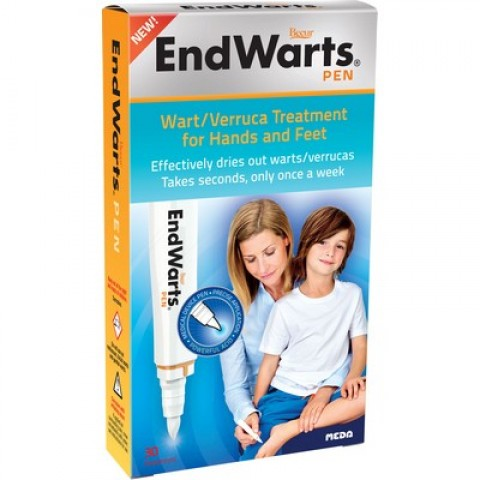 Blogging assignment: UK Bloggers to review Verruca and Wart Remover – EndWarts