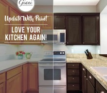 US blogging assignment: Home & lifestyles bloggers required to review our DIY paint kits. Free Kitchen Makeover!