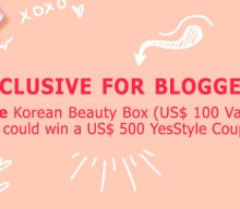 Blogging assignment: Exclusive for Bloggers – Free Korean Beauty Box (Worldwide bloggers)