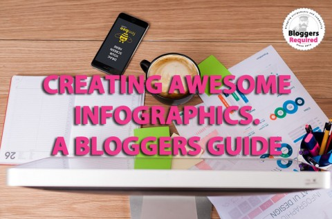 Creating awesome infographics. A bloggers guide