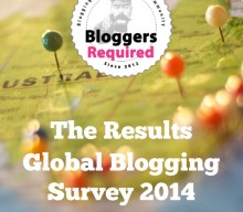 2014 Global Blogging Survey Results