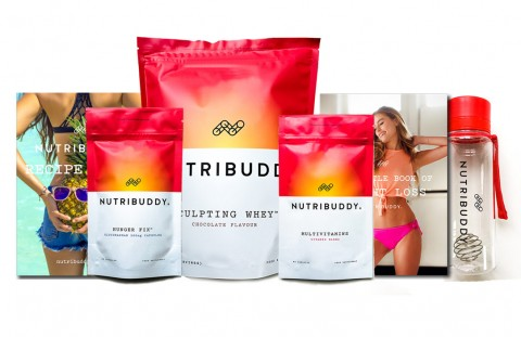 Blogging assignment: Review Nutribuddy's natural health / fitness / weight loss range (UK bloggers)