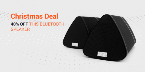 Blogging assignment: Bluetooth Speaker – Discount Code Promotion (UK bloggers)