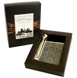 US blogging assignment  USA based bloggers to review Granite Whiskey Stones, reusable granite cubes that lightly chill your straight spirit drink, unlocking flavours and aroma's without diluting like melting ice will.