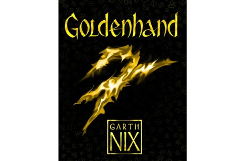 Blogging assignment: UK parent/book/teen bloggers wanted to review Golden hand by Garth Nix