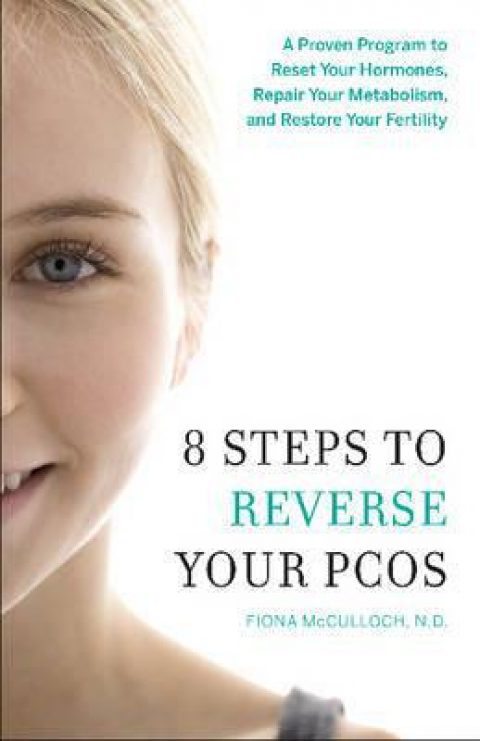 US Giveaway: 8 Steps to Reverse Your PCOS Book