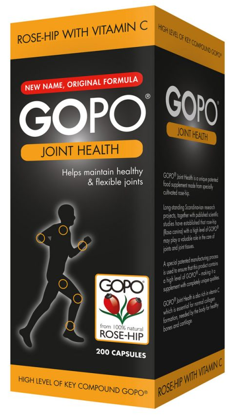Blogging assignment: UK bloggers to review natural joint health supplement