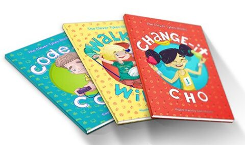 Worldwide Giveaway: Win a Set of Children's Clever Tykes Books – Closes 10/28/2016