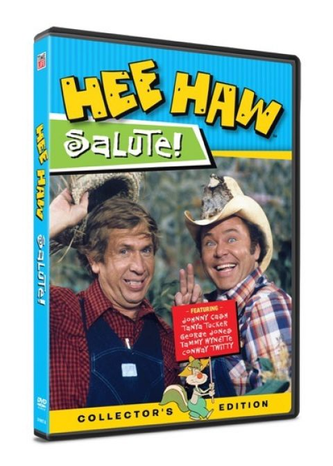 USA and Canadian Giveaway: Win Hee Haw Salute! Collector's Edition on DVD – Closes 10/14/2016