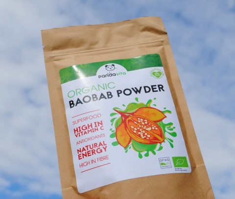 Worldwide blogging assignment: Product Review Organic Baobab Fruit Powder