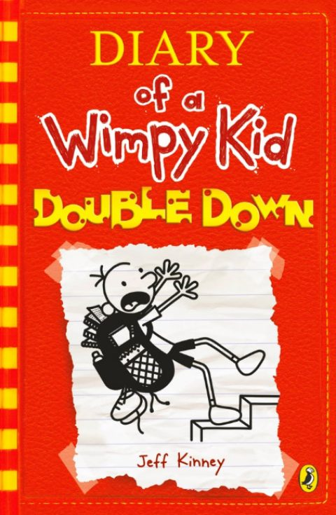 Blogging assignment: Book review > Wimpy Kid – Double Down (UK bloggers)