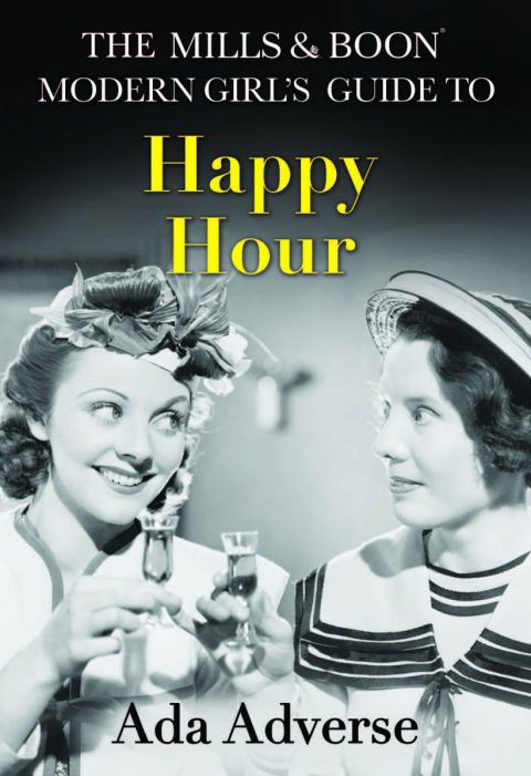 Blogging assignment: Win The Girls Guide to Happy Hour this Christmas! (UK bloggers)