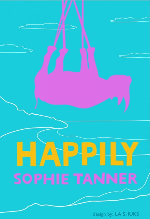 Blogging assignment: UK bloggers wanted to read and review Happily – a novel about a girl who marries herself – I'd love your opinion!