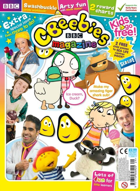 Blogging assignment: We're looking for UK Parenting Bloggers – CBeebies and 5 Minute Fun Review