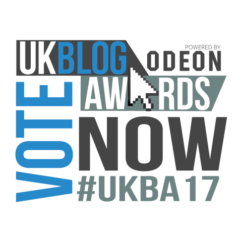 Please vote for Bloggers Required at the UK Blog Awards 2017 public vote stage