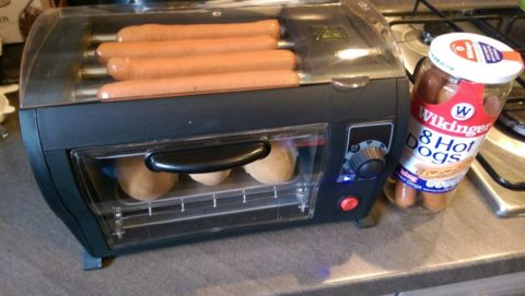 UK Giveaway: Win a hot dog maker! Closes 02/06/2017