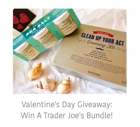 UK Giveaway: Win a Trader Joe's gift bundle for Valentine's Day! – Closes 02/07/2017