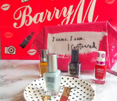 UK Giveaway: Barry M Cosmetics Giveaway – Closes 02/22/2017