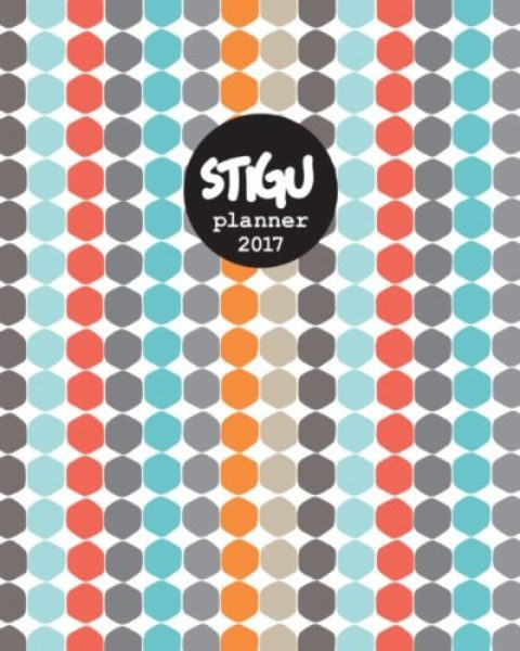 UK Giveaway: Stick to Stigu 2017 Planner – Closes 01/30/2017